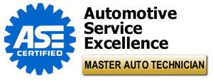 ASE certified | Dieter's Motors
