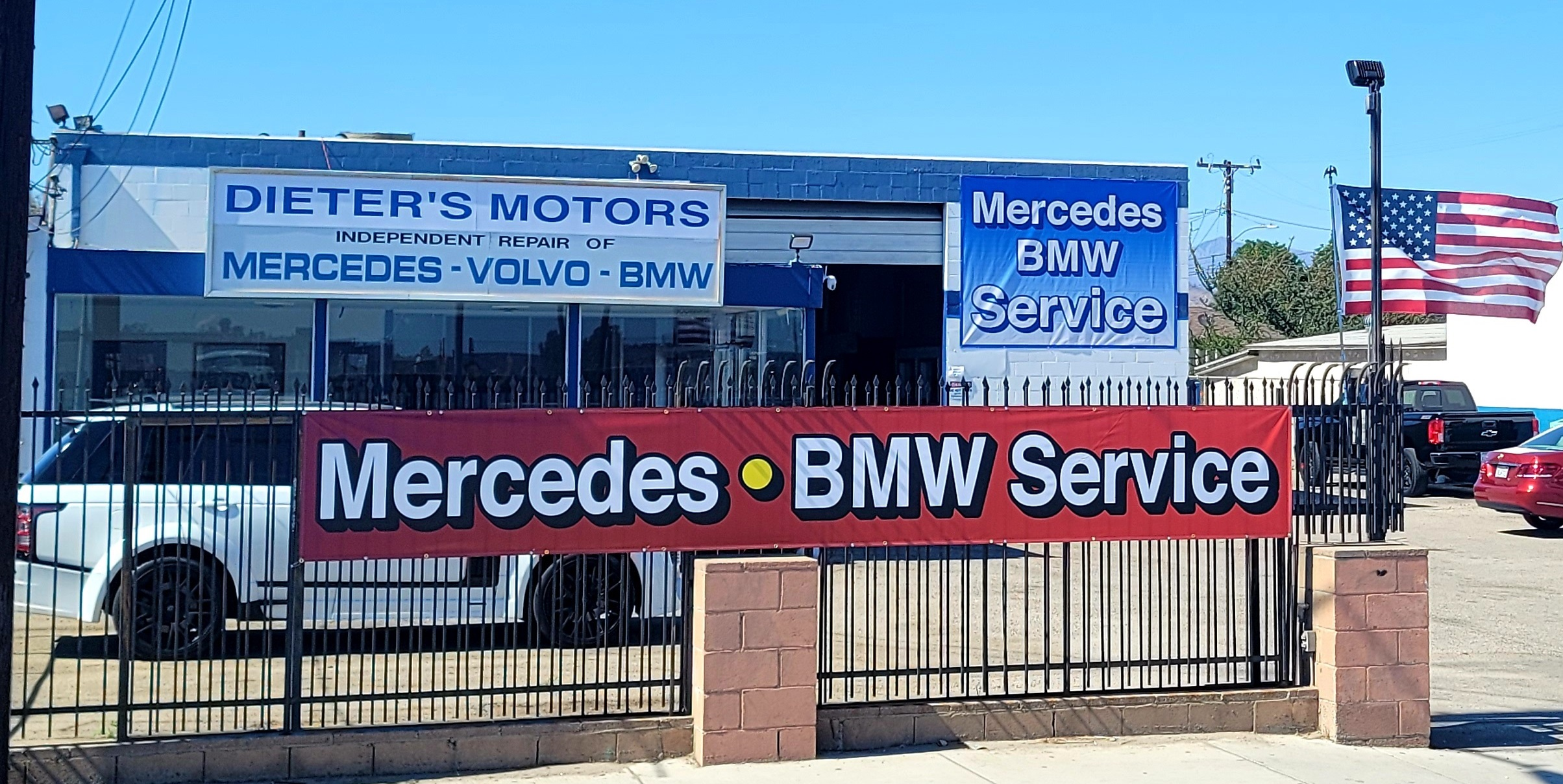 Our company | Dieter's Motors